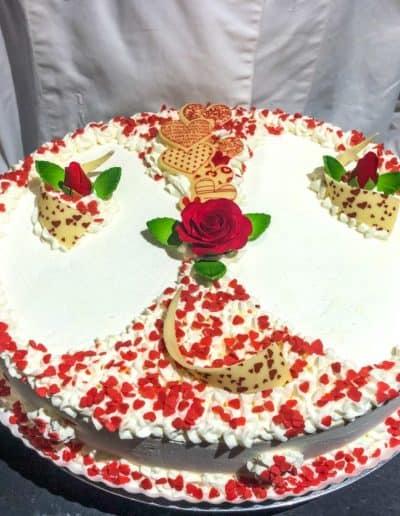 Eistorte Hochzeitstag
