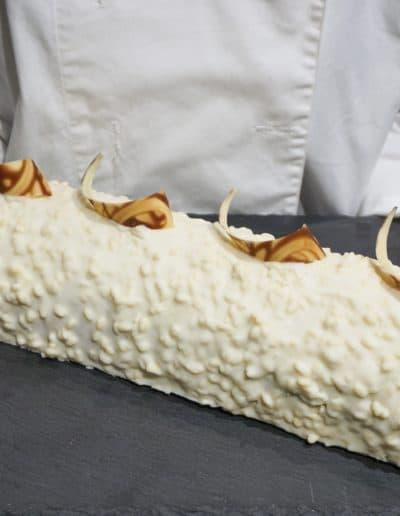 Eisziegel Weiße Schoko